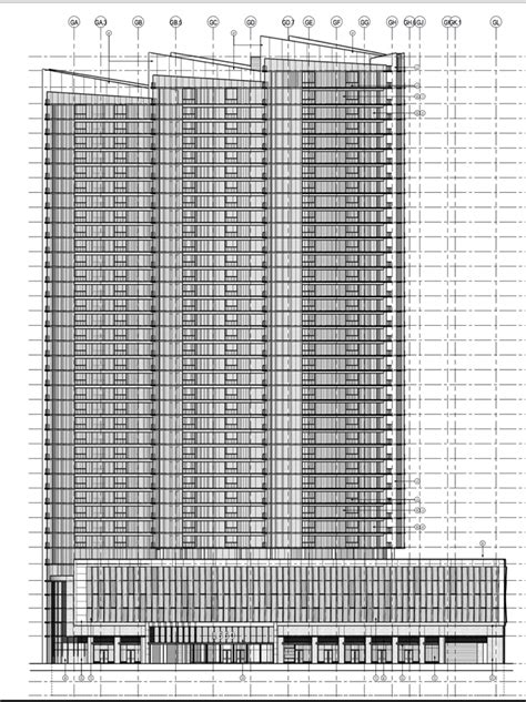 City Of Houston Records Dinerstein Cos Planning New 40 Story Residential Tower In Uptown Houston Business