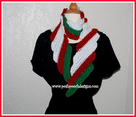 crochet scarf allfreecrochet