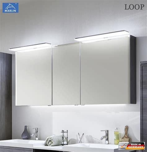 spiegelschrank 160 cm marlin loop spiegelschrank 160 cm mit 2 lichtfarben