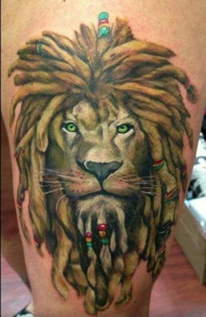 lion with dreads tattoo best 25 reggae ideas only on tatuagem