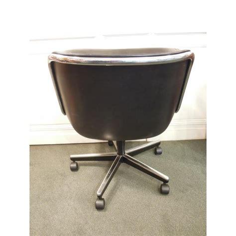 fauteuil bureau knoll vendu fauteuil de charles pollock mod 232 le 12e1 233 dit 233 par knoll
