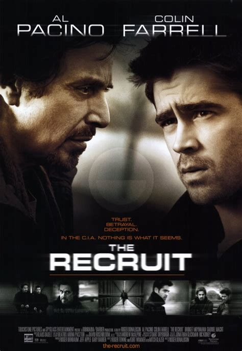 The Recruit 2003 Film The Recruit Movie Posters From Movie Poster Shop