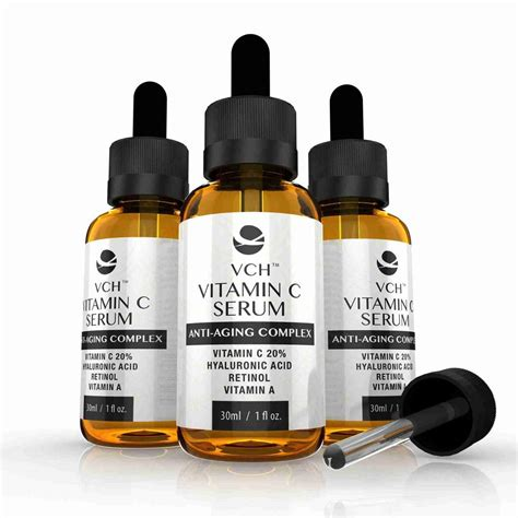 Serum Vitamin C Spray vch skin serum anti aging skin care with vitamin c