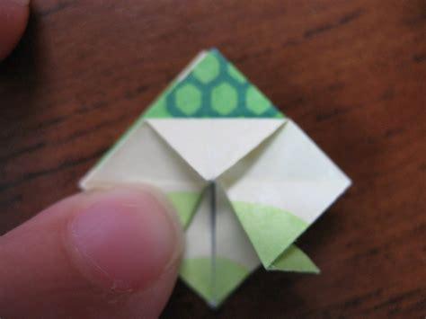 How To Fold An Origami Turtle - miniature origami turtles 183 how to fold an origami animal