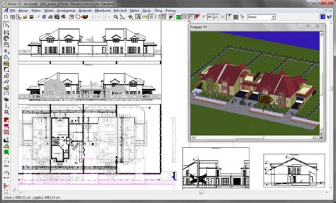 Planner 3d arcon wizualna architektura program do projektowania
