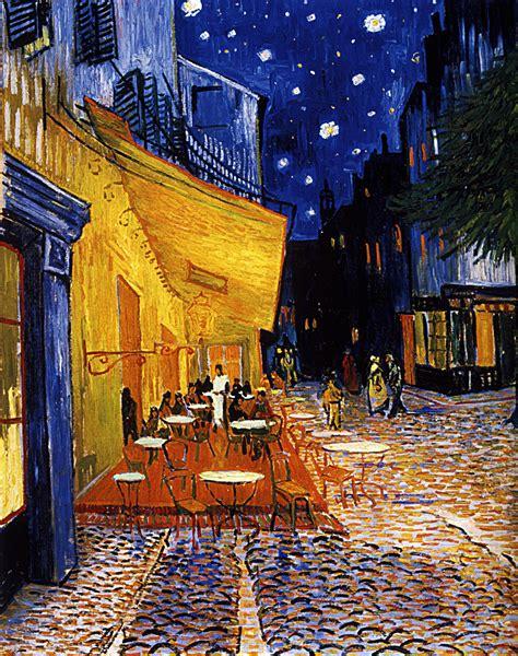 terrasse le 1888 vincent gogh terrasse de caf 233 le soir place du