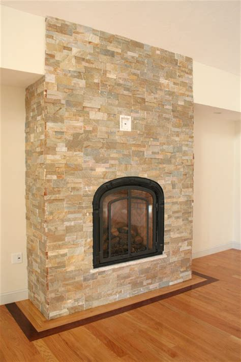 natural stone fireplace natural stone fireplace