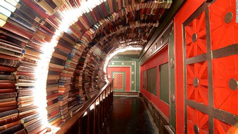 The Lost Library world s coolest bookstores cnn