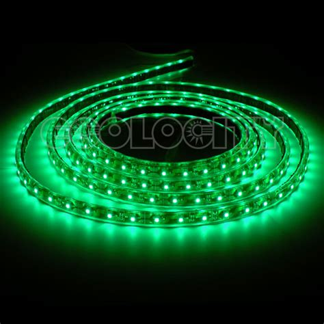 3m Led Light Strips Waterproof Led Light Ribbon Green 118 Quot 3m