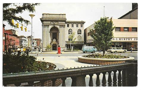 we buy houses york pa york pa the square gc murphy 5 10 five and dime store vntg postcard