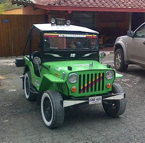 Electric Jeep Ewillys