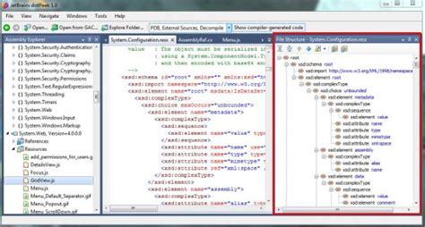 format file resharper gratis net decompiler dan assembly browser untuk windows