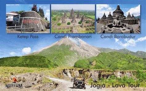 Paket Tour Lava Tour Merapi Jogja Murah paket wisata jogja merapi 3 hari lava tour borobudur
