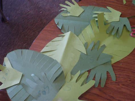 palm sunday craft blogs palm sunday craft