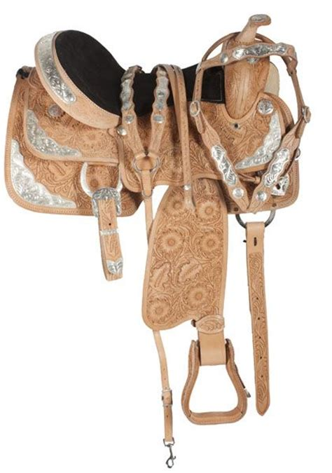 horse tack with lights this saddle features an ultra light leather with gorgeous
