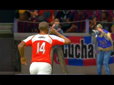 thierry henry best thierry henry best goals compilation pes 2017