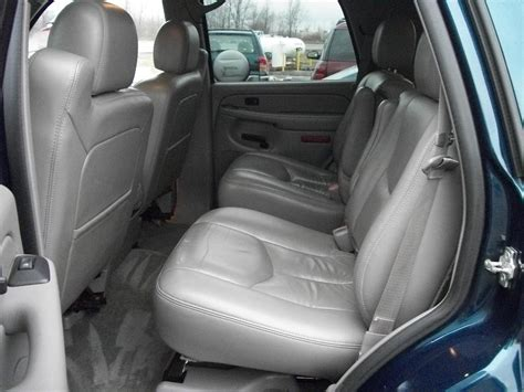 2005 Chevy Tahoe Interior by 2005 Chevrolet Tahoe Interior Pictures Cargurus
