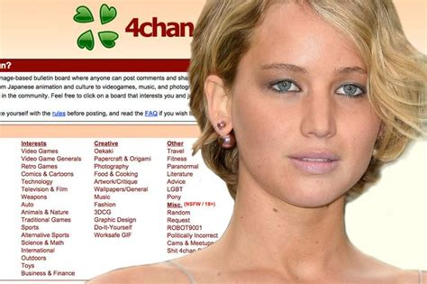 4chan celeb photos what is 4chan all about image sharing site where naked