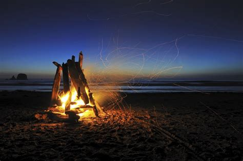 Best Places to have Beach Bonfires in Vancouver