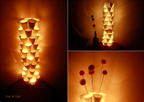How To Make A Paper Light - popular diy crafts how to recycle paper cups tower