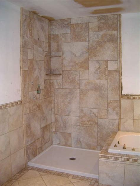 Ceramic Tile Bathroom Showers Ceramic Tile Shower Photos Building A Ceramic Tile Shower Pictures Design Bookmark 758