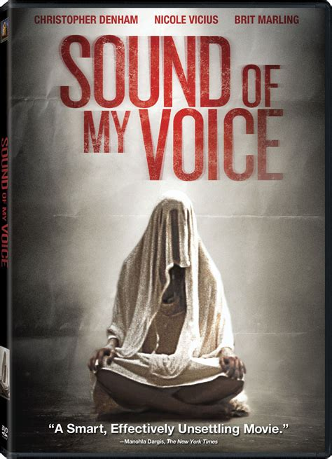 Sound Of My sound of my voice dvd release date october 2 2012