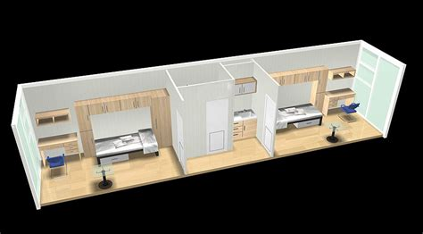 Cabin Floor Plans Free by Habitable Container House Habitable House Container