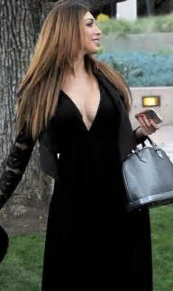 Dress Farah 02 farrah abraham in black dress 03 gotceleb