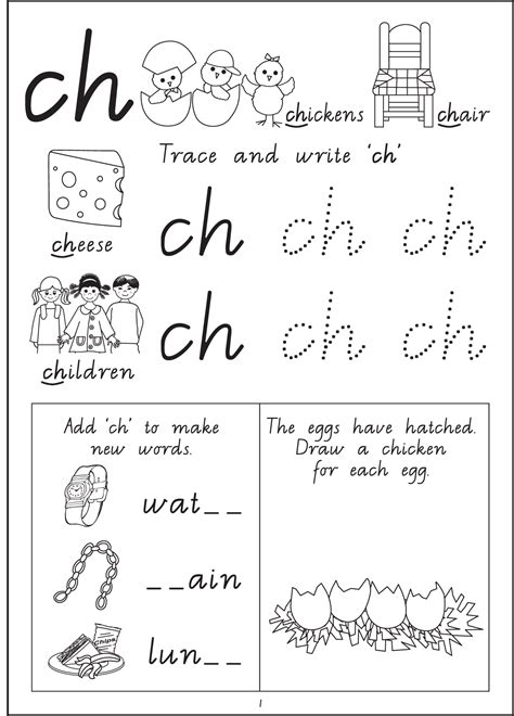 alphabet worksheets victorian modern cursive wow i can read writing workbook stage 3 double sounds