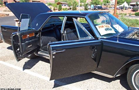 Suicid Doors by The New Lincoln Continental Has Got To Be The Best Looking