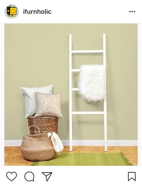 Ikea Skoghall Gantungan Handuk Isi 3 Set diy ladder rack serba guna fillyawie i diy lifestyle and fashion