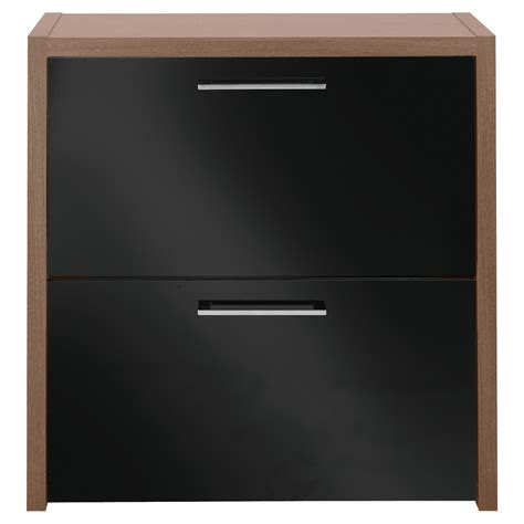 tesco shoe storage tesco manhattan shoe storage walnut effect black gloss