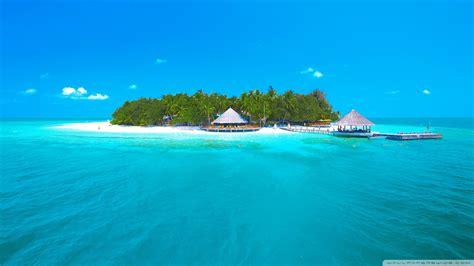 tropical paradise  hd desktop wallpaper   ultra hd