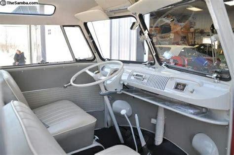 volkswagen kombi interior vw bus interior pinteres