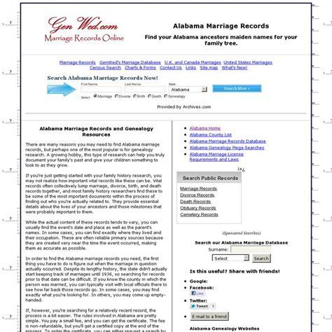 Alabama Marriage Records Genealogy 92 Best Images About Alabama History Genealogy On