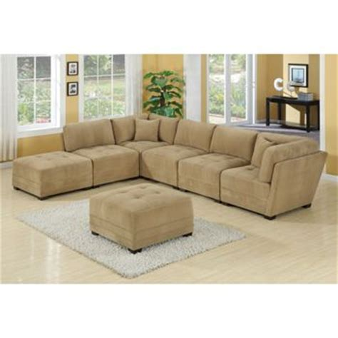 7 piece modular sectional costco canby 7 piece modular sectional lisa pinterest