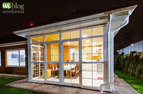 definizione veranda consigli utili per arredare una veranda aperta o chiusa