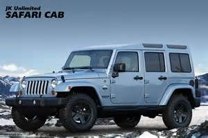 this jk safari cab would be a hit jk forum