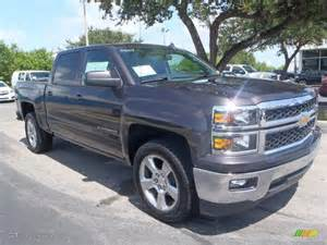 what color is tungsten 2014 tungsten metallic chevrolet silverado 1500 lt crew
