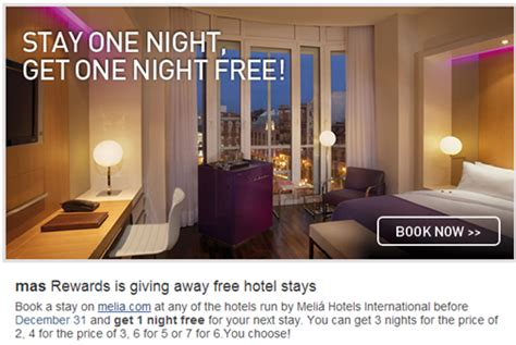 Buy A 7 Night Stay In A 2 Bedroom Suite At The Floriday S | melia 1 free night promo 25 restaurant com certificates
