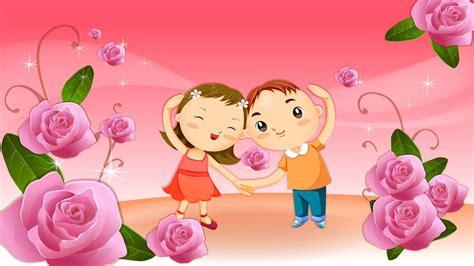 wallpaper keren tentang cinta 55 wallpaper kartun cinta romantis terbaru bangiz