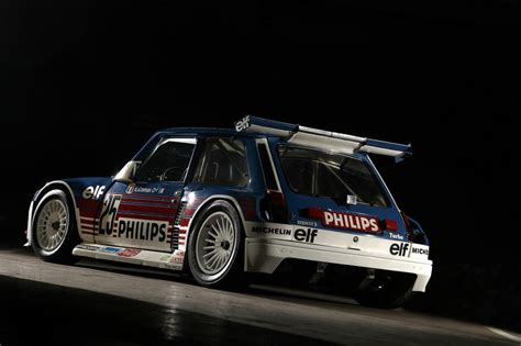 renault 5 turbo group b r5 turbo super production les trente ans de la r5 turbo