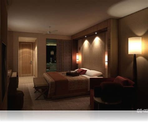 Ideas For Decorating Your Bedroom With Lights Calm Master Bedroom Design Ideas By Interesting Downlight