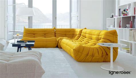 ligne roset togo sofa ligne roset sofas wie prado togo und ploum drifte wohnform