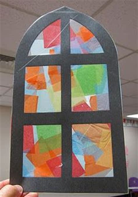 Stained Glass Window Worksheet by The World S Catalog Of Ideas