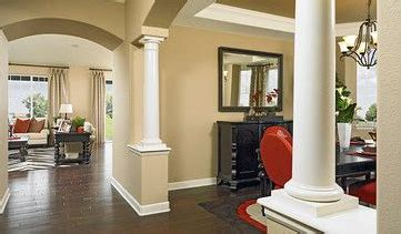 sherwin williams nomadic desert this color does well with both and light woods and is