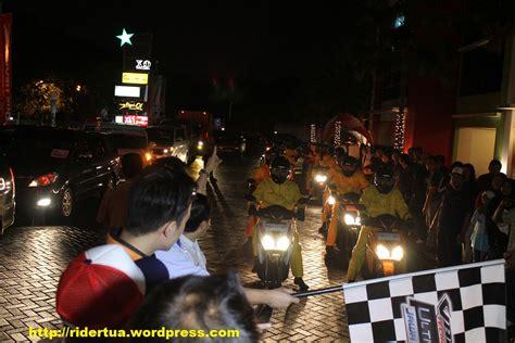 Rantai Keteng Vario 125 Cbs Fi Vario 125 Techno Fi 14401 Kss 932 melepas rombongan ultimate journey surabaya bali