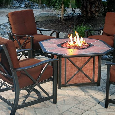 best gas pit tables pit best gas tables and chairs sets backyard table uk