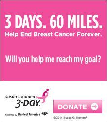 by walking and fundraising in the american cancer society making fundraising the susan g komen 3 day cancer walk