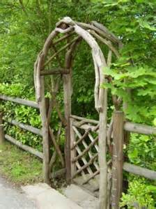 Garden Arch Plans Wood Garden Arbor Ideas Garden Ideas And Garden Design